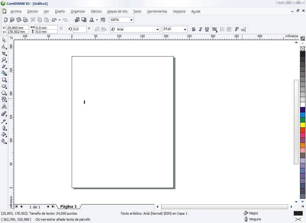 Corel Draw X3 En Espanol Completo