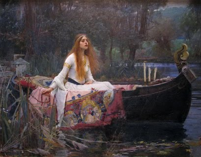 The Lady of Shalott Click to read