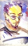 auto retrato - Wagner