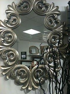 snygga speglar till hallen