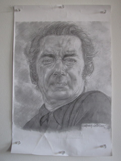 Félix Leclerc par Guillaume