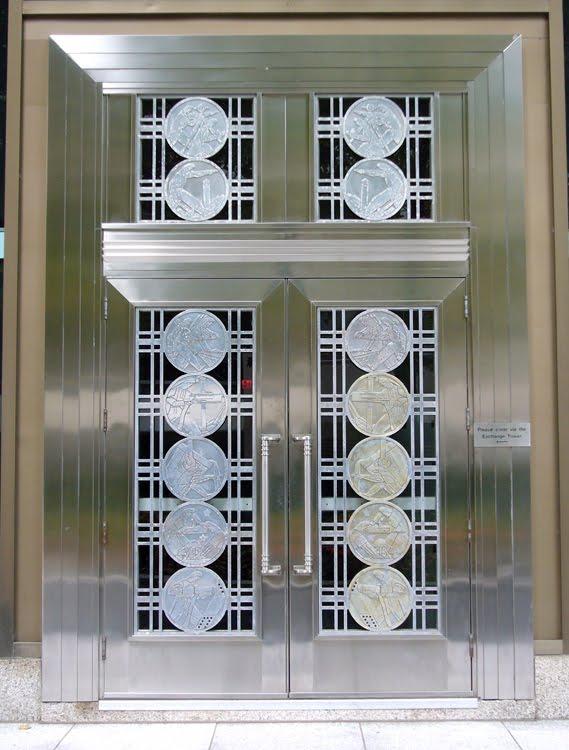 Steel Doors & Occasional Toronto: Steel Doors