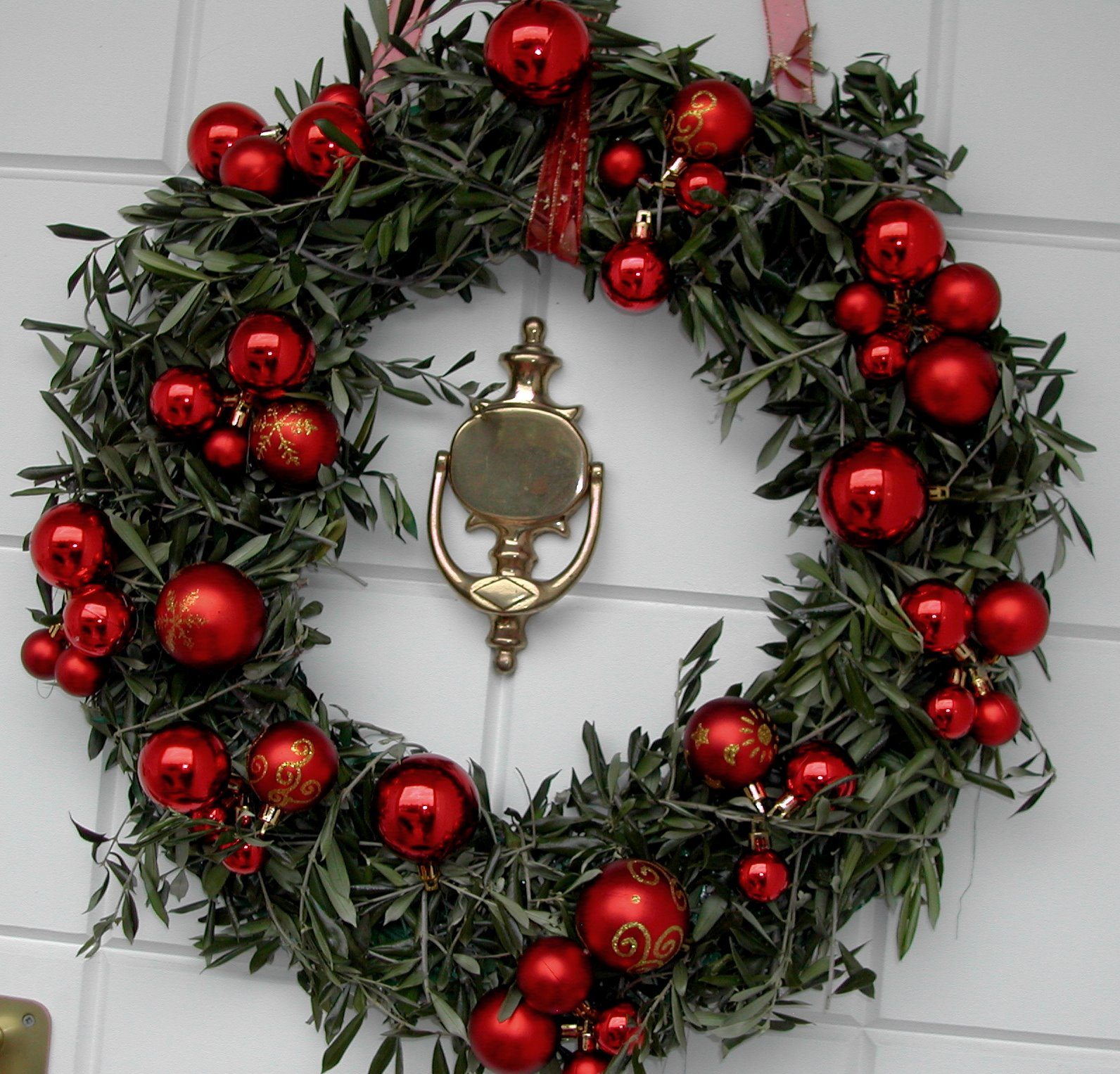 Manualidades la ventana de maria del carmen tutorial de - Adornos de navidad originales ...