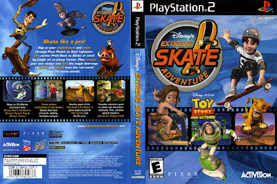Torrent Super Compactado Disneys Extreme Skate Adventure PS2