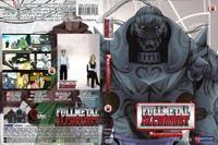 Capas de Full Metal Alchimist