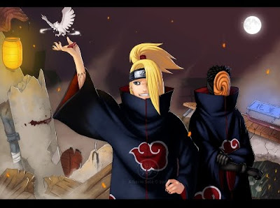 Imagens de Naruto e Ship.