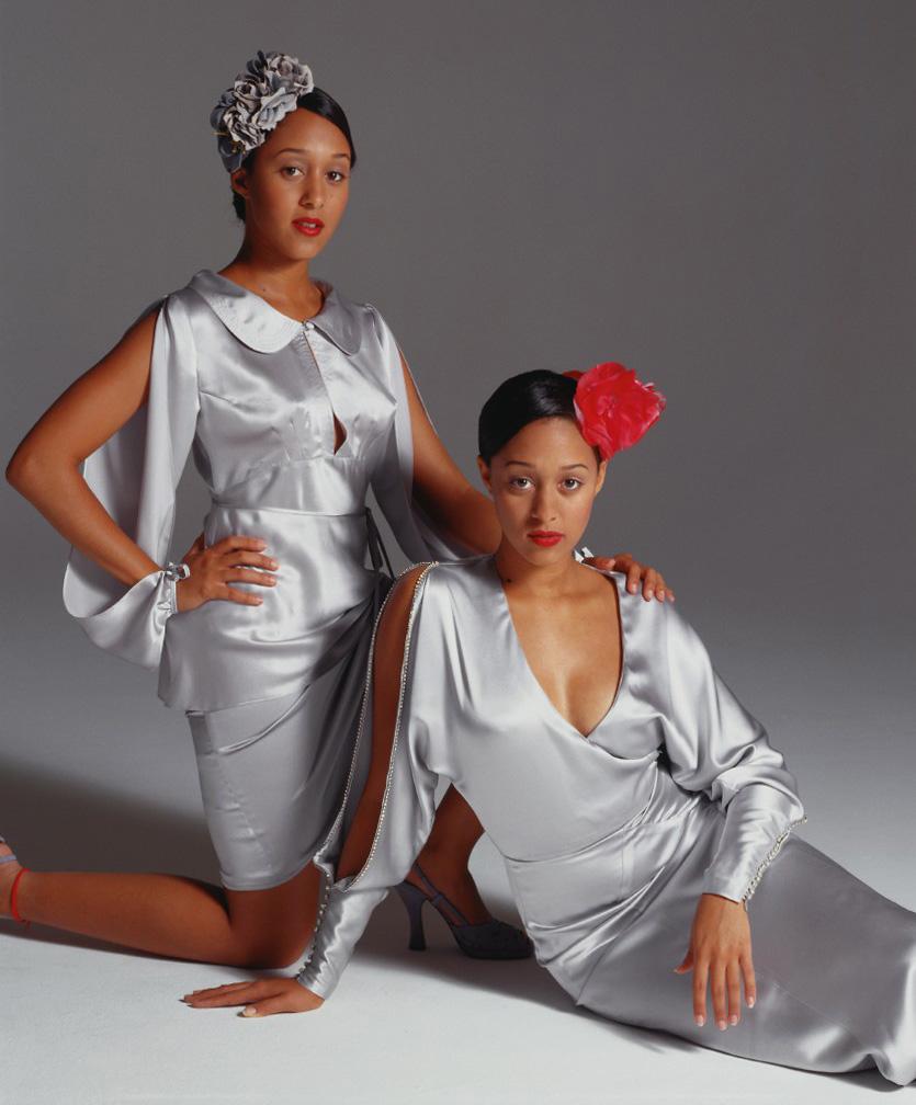 tia ling catfaight Fantastic Femmes--Tia & Tamera Mowry