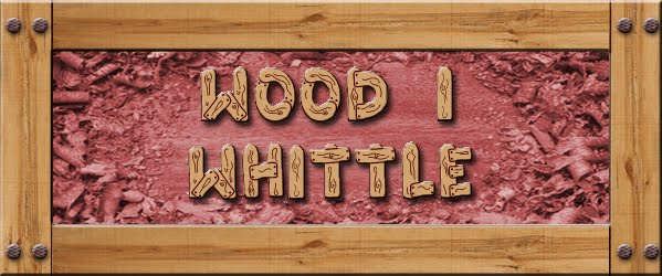 Wood I Whittle