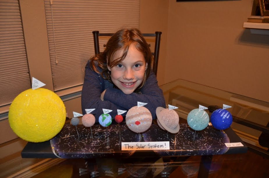 science solar system projects - photo #41