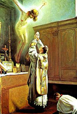 Gesù, realmente presente nell Eucarestia