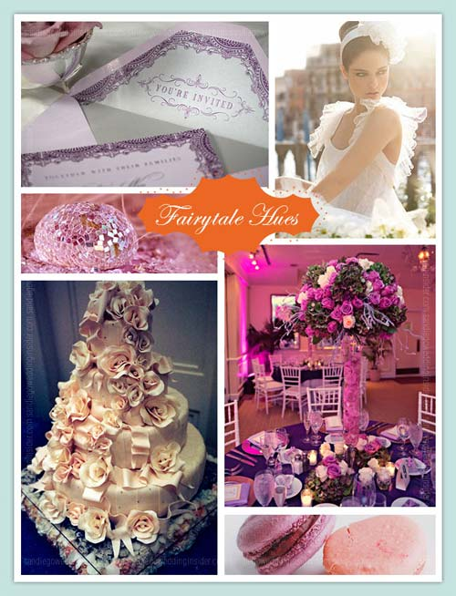 Fairy Tale Wedding Decoration