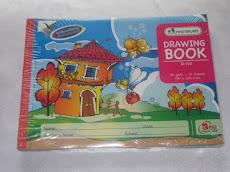 สมุดวาดเขียนมาสเตอร์อาร์ตเล่มเล็ก