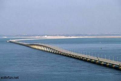 The Longest Sea Brigde