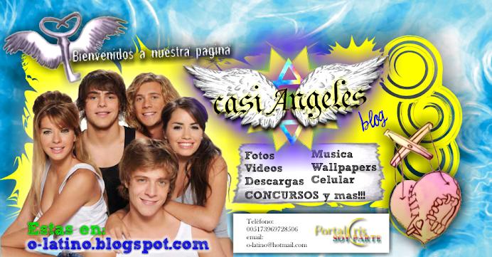 CASI ANGELES  2009 / 2008 / 2007