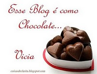 Chocolate Vicia!!