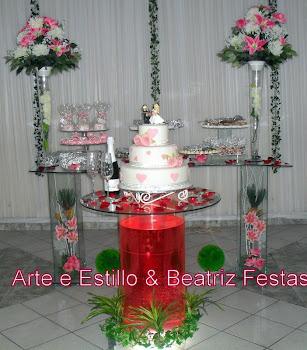 Casamento de Adriana e Allan