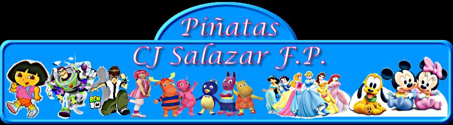 Piñatas CJSalazar F.P.