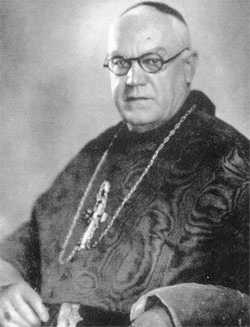 Mons. Isidro Gomá y Tomás, Cardenal Arzobispo de Toledo y Primado de España