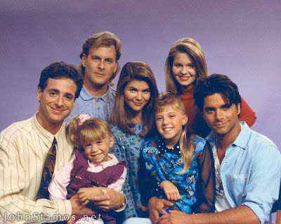 New full house cast images