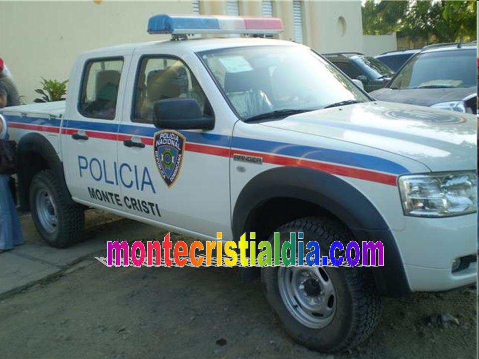 Ministerio de interior y polic a entrega dos veh culos en for Ministerio interior y policia