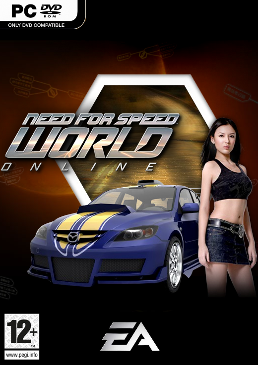 Need for Speed: ProStreet (2007) (PC)