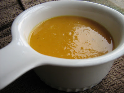 Eat'n Vegan In Toronto: Roasted Sweet Potato and Apple Soup