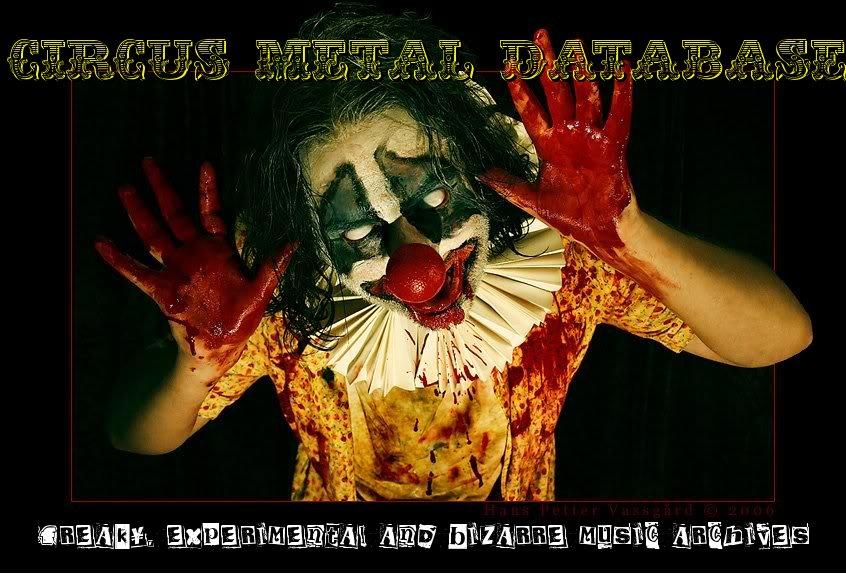 circus metal database