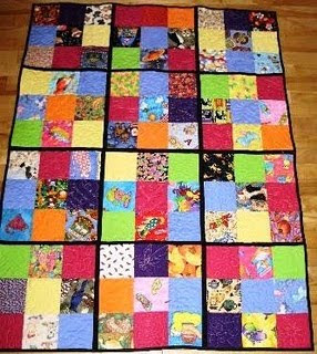 Nine Patch Quilt Patterns from Quilters Newsletter