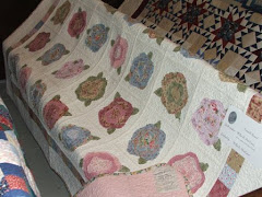 2007 - Bed Quilt Show - Click on photo to view quilts