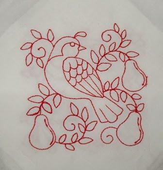 Quilting Bee Redwork Patterns : QUILT PATTERNS EMBROIDERY MACHINE My Quilt Pattern