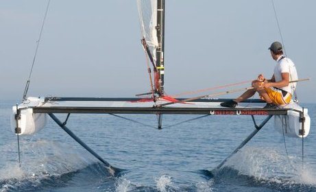 Moth vs Foiling Cats | Catamaran Racing, News & Design