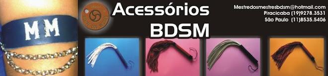 Acessórios BDSM