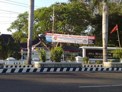 Gedung DPRD kabupaten Majalengka, Jawa Barat