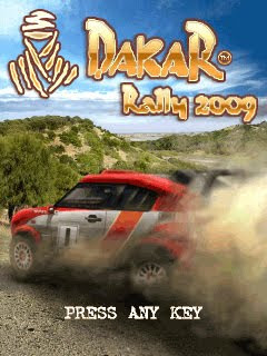 free dakar rally game for Nexian NX-G911.