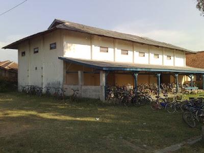 Aula SLTP 1 Dawuan, Kabupaten Majalengka