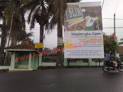 Majalengka Open, Turnamen Bola Voli Kabupaten Majalengka