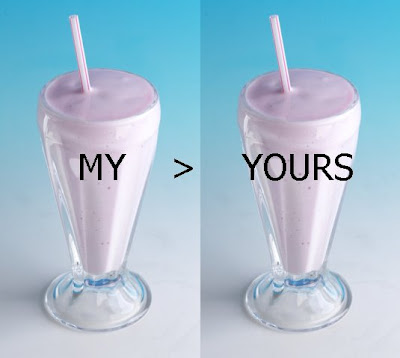 my milkshake is better than yours