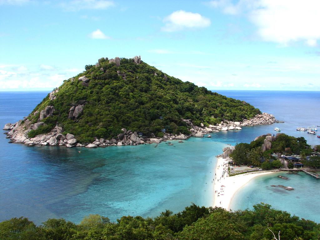 Most Beautiful Islands Thai Islands Koh Tao