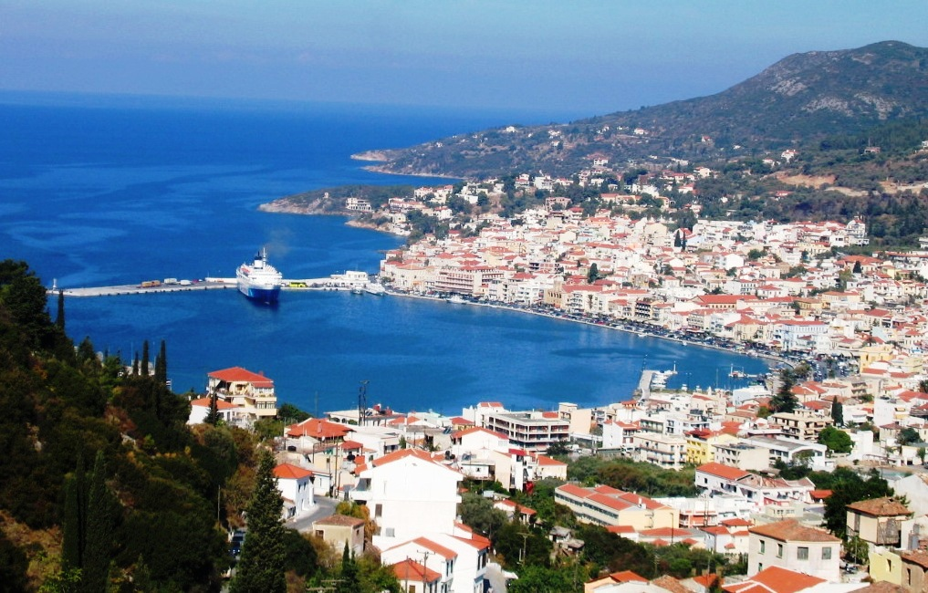 Most Beautiful Islands: Greece-North Aegean Islands