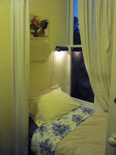 hostel dorm bed; Cambria hostel;