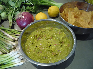 guacamole; homemade guacamole; avocado; avocados