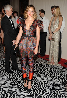 Leighton Meester; Costume Institute; Met Gala