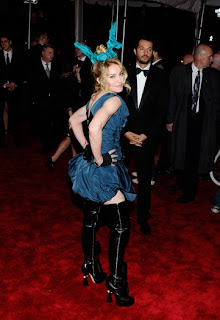 Madonna Met Gala; Madonna; Costume Institute Gala