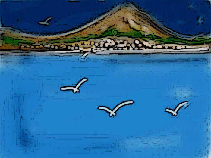 Αστακος Ακαρνανια [ απο τις ΄΄ Χρωματικες Παραλλαγες '' ] 3