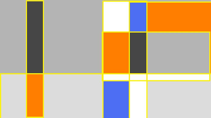 MONDRIAN - [ ism ]  6