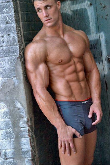 atletisk krop