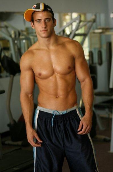 Muscle Jocks Gym Hunk