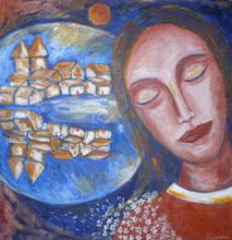 Serie: Soñando a Chagall coleción M.Pradas