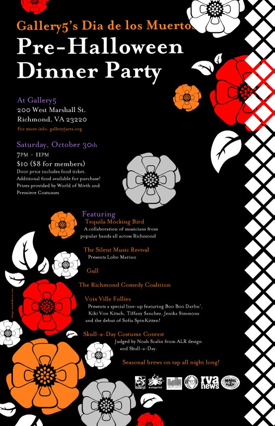 Mended Arrow Design Blog Dia De Los Muertos System - Day of the dead party invitation template