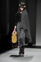 Miriam Ponsa ganadora del premio 080 Barcelona Fashion para mujer
